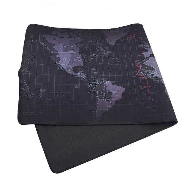 NEO STAR Large Mouse Pad Old World Map  Notebook Computer Mousepad Gaming Mouse Mats Practical Office Desk Resting Surface