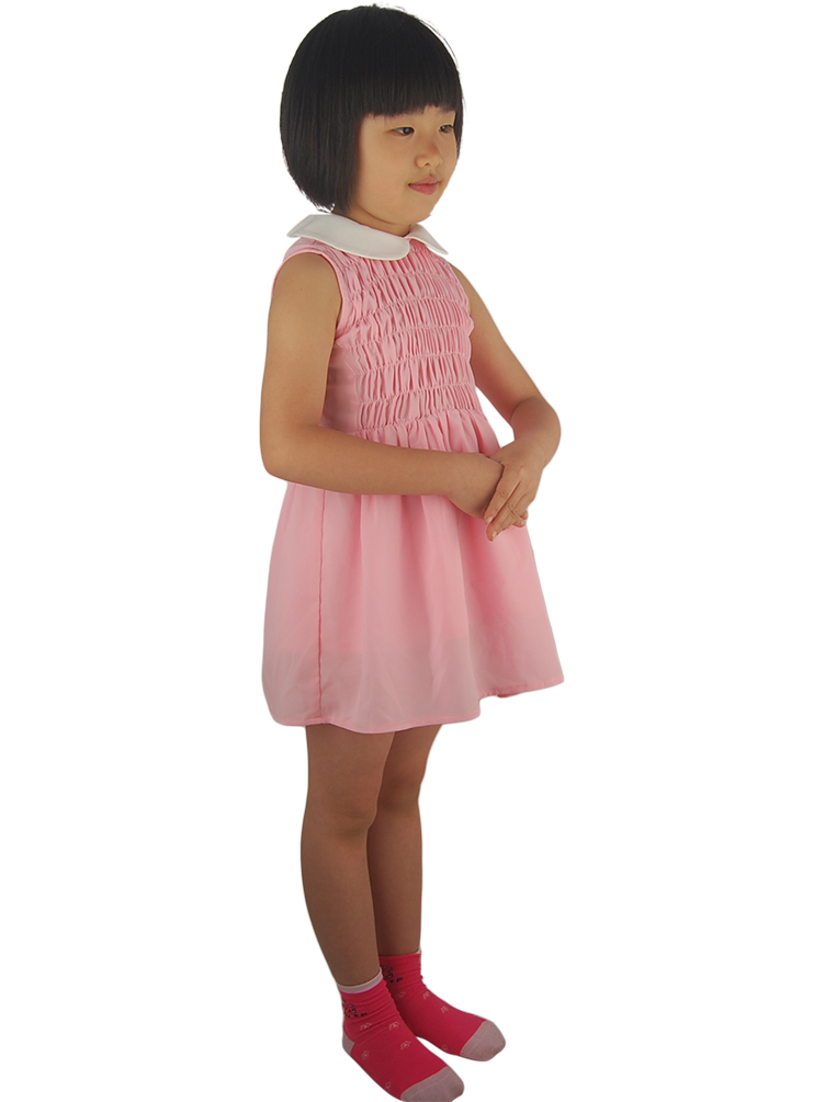 Kids Girls Stranger Things Eleven El Dress Halloween Cosplay Costume Christmas Xmas Gift Comic-co Fancy Anime Prom Ball Dress Spare No Cost At Any Cost Costumes & Accessories