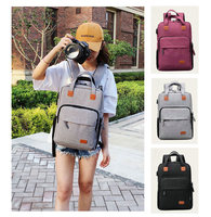 NEW Backpack Camera Bag Camera Case Travel Bag 14' PC Bag For NIKON CANON SONY FUJI PENTAX OLYMPUS LEICA SDL1103