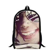 Star models Michael Jackson shoulder bag dance space backpack sports bags men women Shoulders package