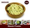 100g Top Qualidade Japanse Rábano Wasabi Em Pó YAMACHU Wasabiko Sushi Sashimi