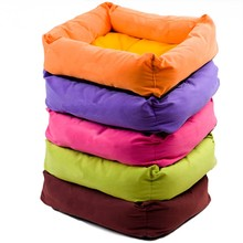 Hot Sales! Fruit Color Pet Cat and Dog Bed Promotion 5 Colors Kennel 2 SIZE M,L Free shipping