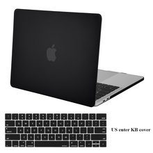 Mosiso Hard cover case for Macbook Pro 13 15 2017 w/out touch bar Retina A1706 A1708 A1707 + Silicone Skin Keyboard Protector