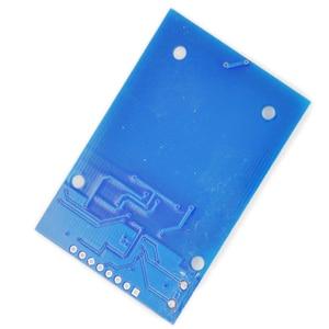 Image 5 - MCIGICM MFRC 522 RC522 mfrc 522 RFID RF IC card inductive module S50 Fudan card key chain writing robot