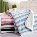 2016 New Arrival Hot Sale Baby Blankets Newborn Swaddle High End Quality Handmade Knitted Sofa Throw Knitting Cotton Blanket