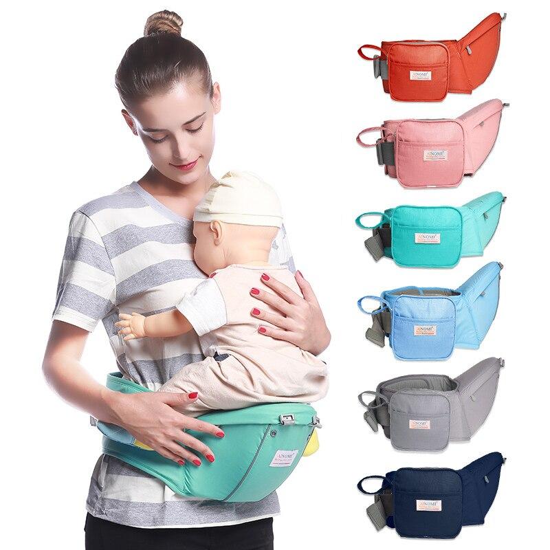 NEW Baby Carrier Baby Waist Stool Walker Sling Adjustable Toddler Front Holder Wrap Belt Holder Hip Seat Belt