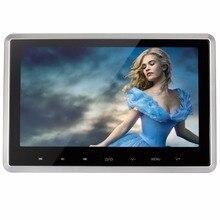 Pumpkin 10 Inch HD Digital LCD Screen 1024*600 Car Headrest Monitor USB/SD Player IR/FM HDMI Car Monitors 1080P