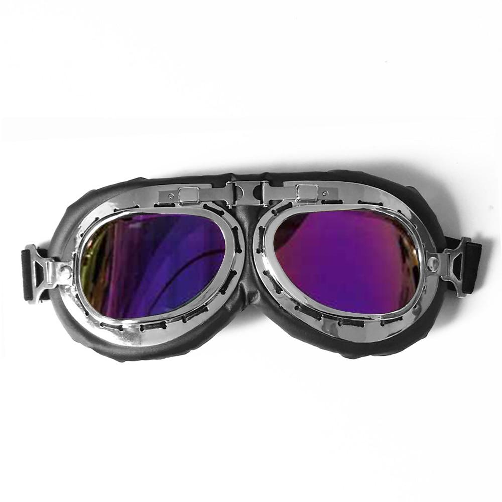 Мотоцикл UV400 солнцезащитные очки модные защиты солнцезащитные поляризационные очки для использования вне помещения - Цвет: colours