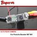 Для Porsche Boxster 987 981 беспроводной Вид Сзади Автомобиля Резервная камера Заднего вида HD CCD Ночного Видения Помощи При Парковке