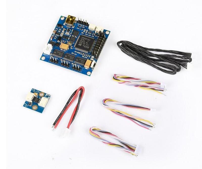Module de contrôleur de cardan étendu BaseCam Simple BGC V3.6 32Bit procédures de capteur PTZ carte de contrôle avec caméra IMU pour Drone RC