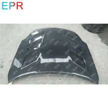 For Nissan 350Z AMS Style Carbon Fiber Hood Body Kit Car Styling Tuning Part