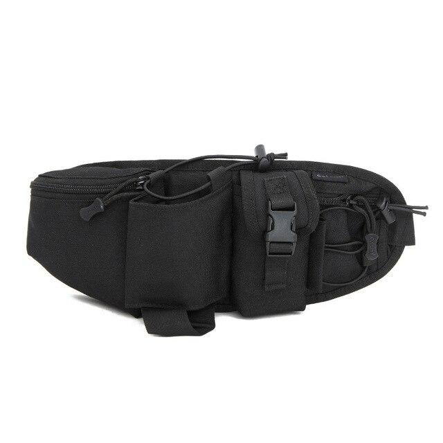 c59528903426 2019 Wearable waist bag High Quality Men Women fanny pack Camouglage belt  bag New fashion waist pack Travel Small bum bag
