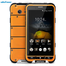 "4G Ulefone ARMOR 3GB/32GB IP68 Waterproof Dustproof Shockproof 4.7"" Android 6.0 MTK6753 Octa Core up to 1.3GHz NFC OTG GPS"