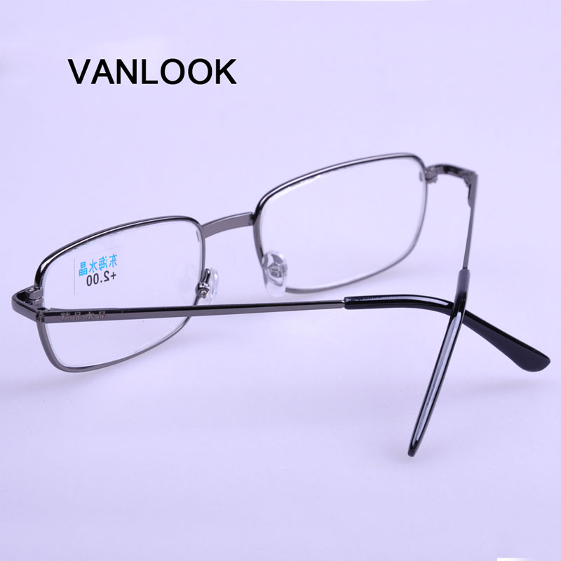 Kacamata Baca untuk Pria +1.00 +1.50 +2.00 +2.50 +3.00 +3.50 +4.00 - Aksesori pakaian - Foto 3
