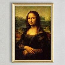 57*71 Novo 5d Strass Diy Mosaico Diamante Pintura Ponto Cruz Quadrado Resina Diamante Bordado Mona Lisa Figura Livre grátis
