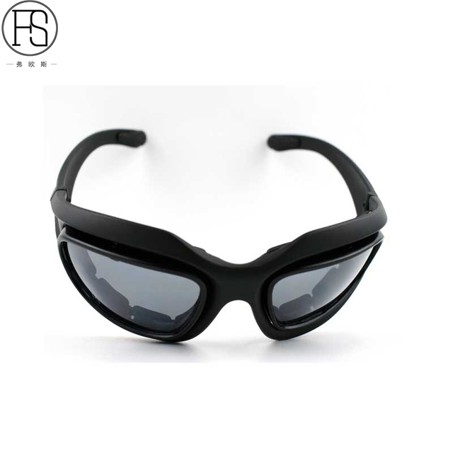 New! Polarized Sunglasses FS X7 Tactical Glasses Airsoft Oculos C5 Gafas Ciclismo Shooting Hunting Goggles Sport Sunglasses Men