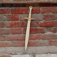 Sword toy Boy Gift Knight Sword Cosplay Pirate Sword wooden Sword