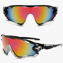 ФОТО UV400 Men Cycling Glasses Outdoor Sport Mountain Bike Bicycle Glasses Motorcycle Sunglasses Fishing Running MTB JBR