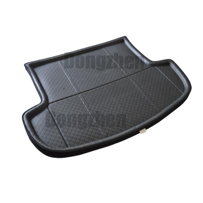 Car Auto Rear Trunk Mat Boot Liner Cargo Floor Mat Tray Sticker Dog Pet Cover fit