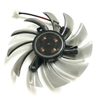 R7-250/240 GPU VGA Cooler Video Card Fan For Sapphire R7 250 2G D5 R7 240 2G D3 Graphics Cooling