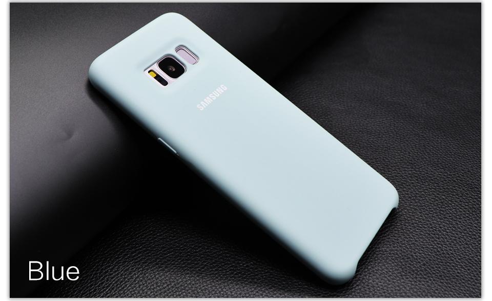 samsung s8 cover case silicone
