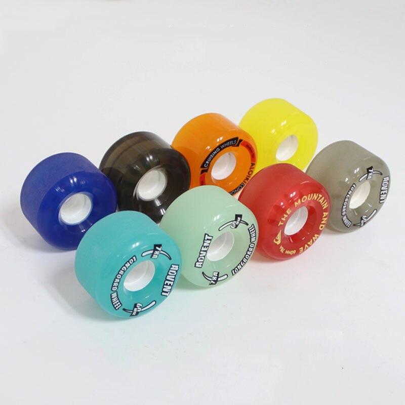 Free Shipping Skates Board Wheel 60x40 78A 58x32 78A