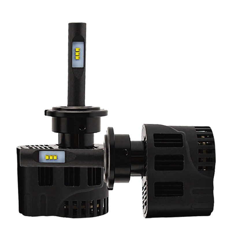 <font><b>led</b></font> bulbs car headlights D1S D2S D3S D4S <font><b>farol</b></font> de <font><b>led</b></font> para carro 25W 3200LM 6000K with Philips ZES Chips front headlamp