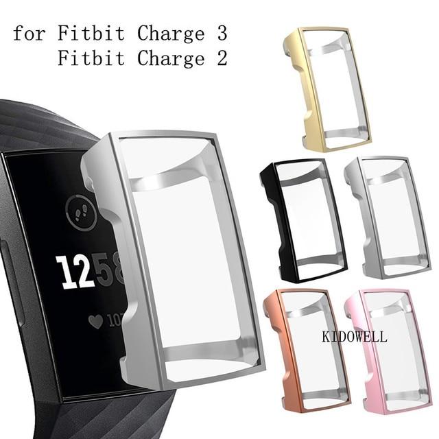 עבור Fitbit תשלום 3 מקרה רך TPU סיליקון מגן ברור מקרה כיסוי מעטפת עבור Fitbit תשלום 2 חכם להקת שעון אבזרים