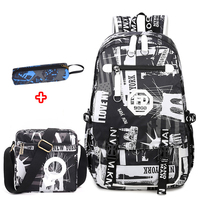 Fengdong Brand Creative Europe New Men Backpack School Bag Students Rucksack Mochila Laptop Bag Backpack For
