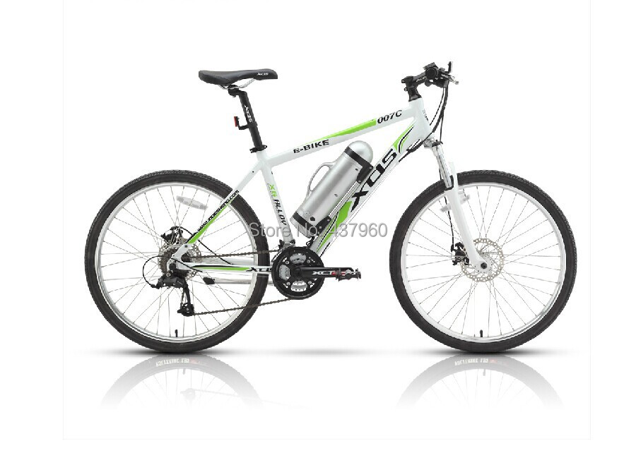 26 inch electric mountain bike electric bicycle 24speed power biccyclle 36v lithium battery 250w. Black Bedroom Furniture Sets. Home Design Ideas