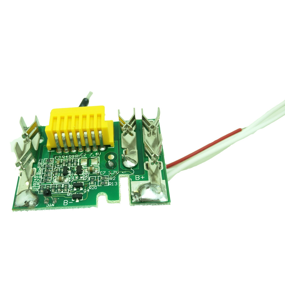 Pcb Circuit Board Replace For Makita Bl1830 Bl1815 Bl1845 Bl1860 Battery Charger Wiring Diagram 2 3 4 5