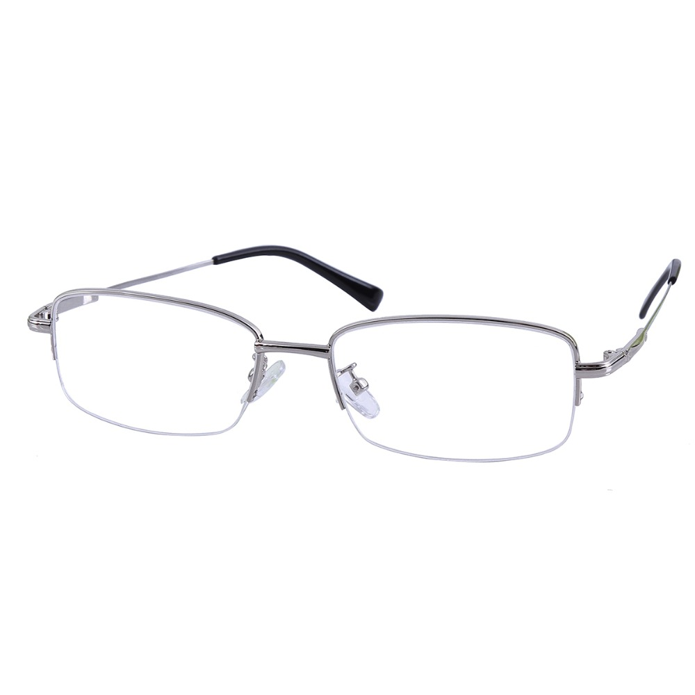 fee231090b Classic Half Rim Reading Glasses for Office Home Readers Eyeglasses Eyewear  Mens Womens Students +0.50 to +6.0 Spectacles Frames-in Reading Glasses  from ...