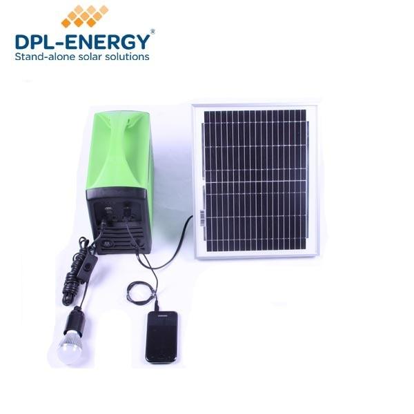 2015 hot sale outdoor mini solar system 220v or 12v led lighting camping power generator panel kit charger smart 260sp ac