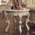 Imperial império francês móveis-mesa redonda de madeira maciça Mobiliário Executivo