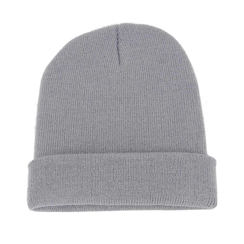 Winter Hats for Woman Men hat New Beanies Knitted Solid Cute Hat Girls Autumn Female Beanie Caps Warmer Bonnet Ladies Casual Cap