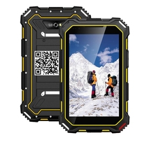7 inch 2GB RAM 16GB ROM Industrial Rugged Tablet PC MTK6735 4G LTE IP68  Android 5.1