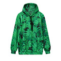 Newest 3D Print Green Hoodies Long Sleeved Causal Pullovers Women/Men Finess Sweatshirts Female Tracksuit Outerwear Tops Outfits
