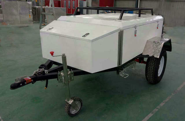 Customized Motorcycle Atv Car Aluminum Trailer Plans Aluminum Truck