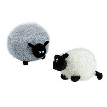 1PC Stuffed Shaun Sheep Kids Gift Toy Plush Soft Toys Mascot White/Grey Baby Doll