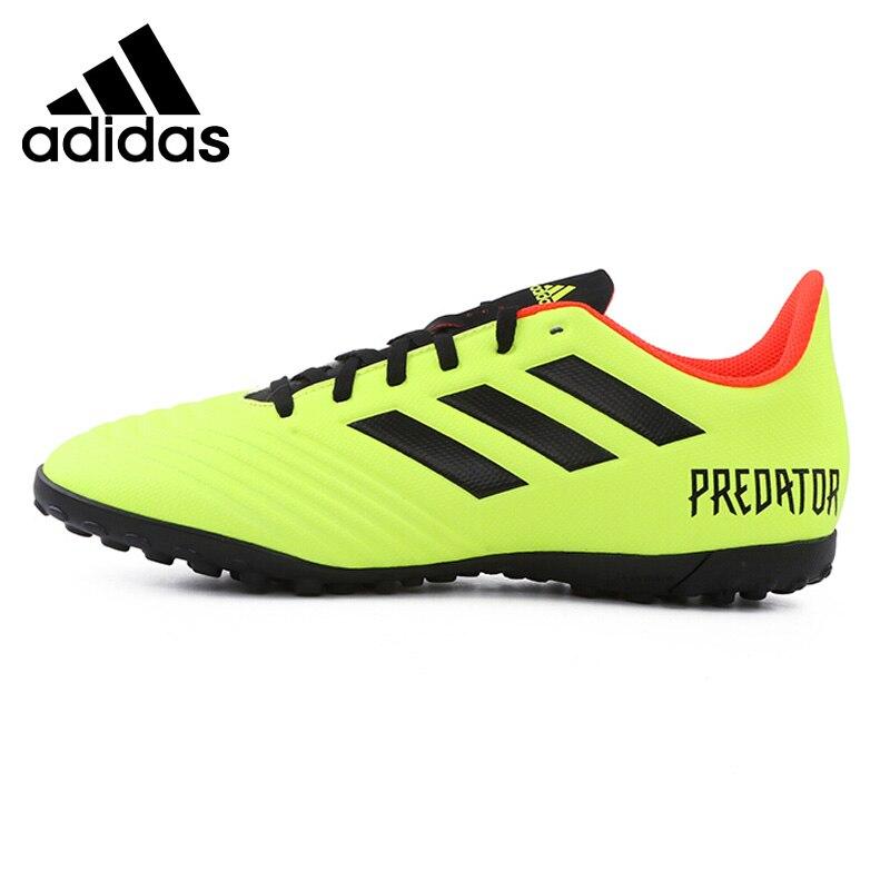Original New Arrival Adidas PREDATOR TANGO 18 4 TF Men s Soccer Shoes Sneakers