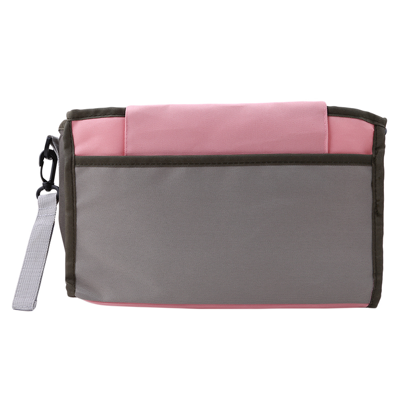 HTB13BI5Kf1TBuNjy0Fjq6yjyXXal Baby Stroller Bag Nappy Diaper Mummy Bag Hanging Basket Storage Organizer Baby Travel Feeding Bottle Bag Stroller Accessories