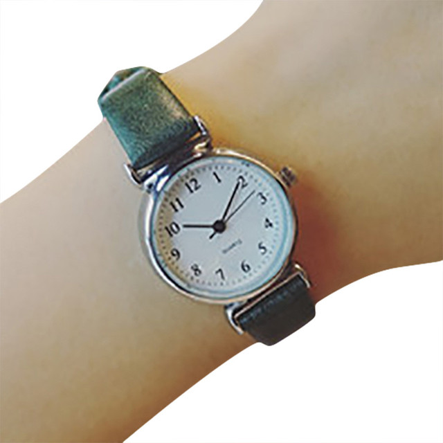 c4a84999e91b Simple Casual Women Watches Small Dial Quartz Analog Wristwatches Delicate  Watch Luxury Business Ladies Watches drop shipping  M