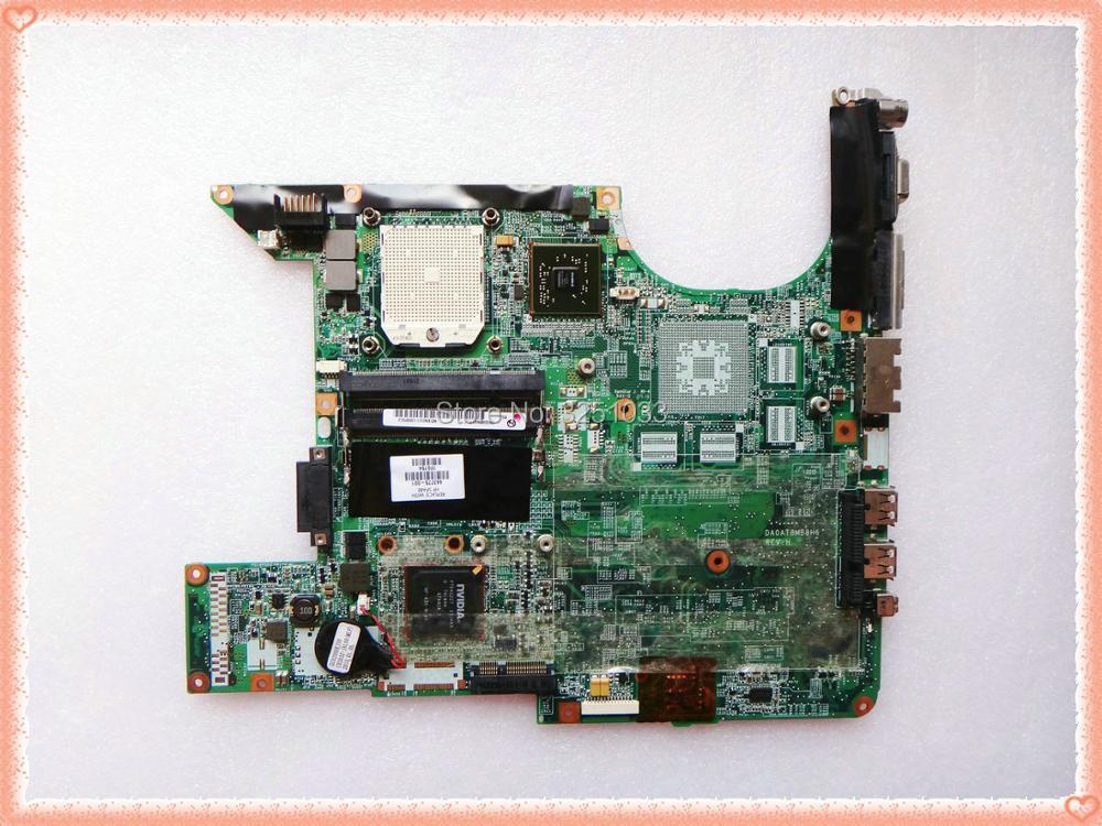 443775-001 For HP DV6000 DV6200 DV6300 DV6400 Motherboard NOTEBOOK V6000 Integrated DDR2 Laptop Motherboard Tested Working