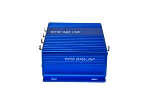 Image 2 - TIPTOP TP D16 ArtNet DMX4/8 المرحلة ضوء ArtNet/DMX ثنائية الاتجاه محول تصميم جديد 4 أنثى DMX موصل ARM المعالج