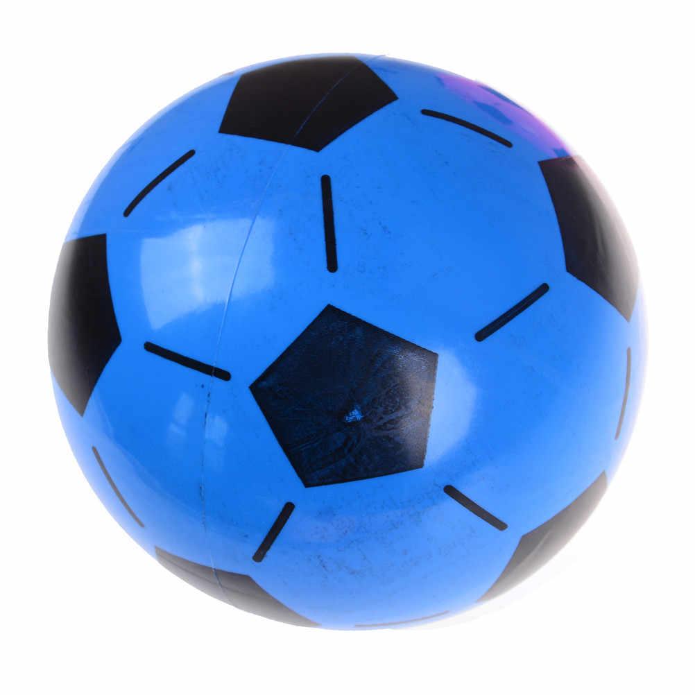 1 pcs Crianças Bolas de Treinamento para Crianças Bolas De Futebol de Formação Bola Presente Da Escola de Futebol inflável