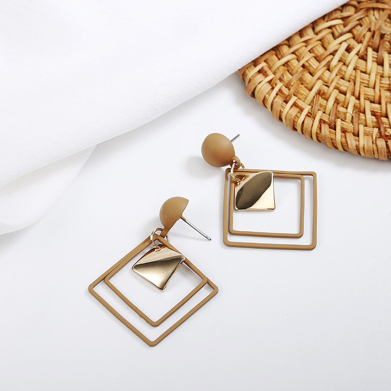 18 Retro women's fashion statement earring earrings for wedding party Christmas gift wholesale 9