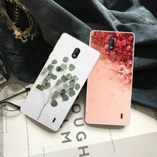New Pattern Phone Cases For Nokia 1 plus Soft Silicone Cover For Nokia 1 Nokia1 Plus Case phone bags(China)