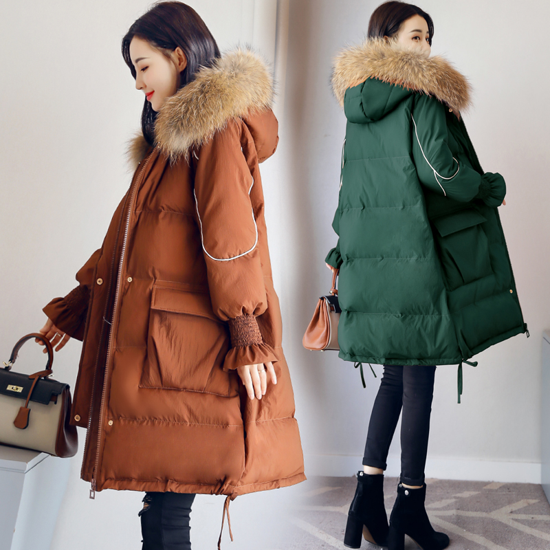 Hot Maternity Winter coat Military Hooded Fashion Thicken Down Coat Pregnant Women Pregnancy Coats Outerwear Jackets Green XXL 2016 new hot sale maternity clothes winter coat winter outerwear maternity coat pregnant women coat jacket e532