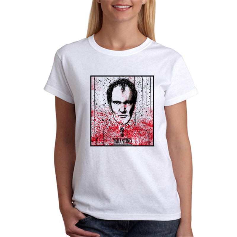 quentin-font-b-tarantino-b-font-t-shirts-women-2018-cool-womens-o-neck-white-pattern-t-shirt-short-sleeve-t-shirts-women-tops-tee-wt5440
