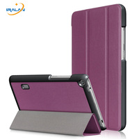 2017 New High Quality Tablet Case For Huawei Mediapad T3 7 0 Flip Stand PU Leather